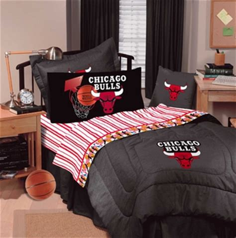 chicago bulls bedding chicago bulls nba bedding denim comforter sheet set combo