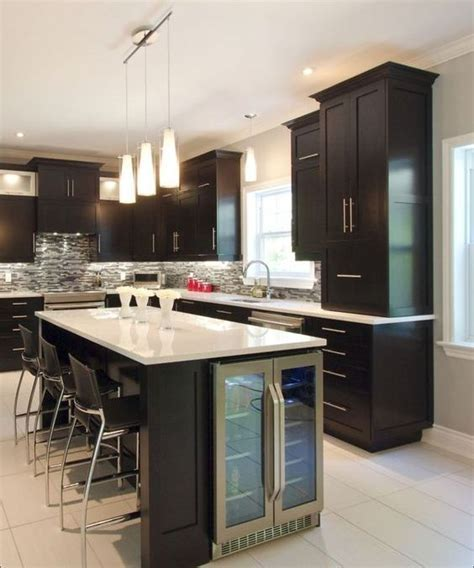 31 Smart Kitchen Islands With Built In Appliances   DigsDigs