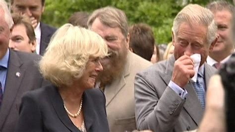 Charles And Ceits prince charles laughter cat organ news