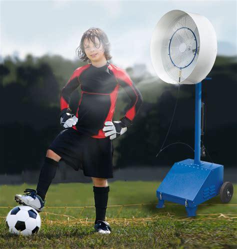 cooling mist fan outdoor outdoor misting fans