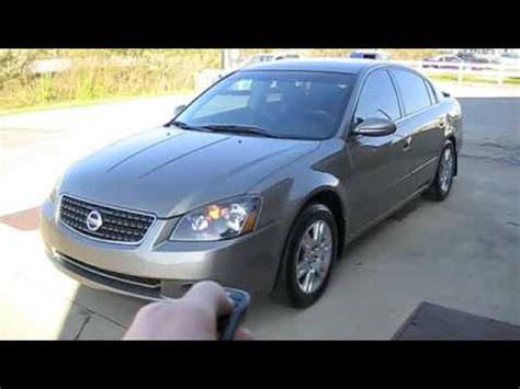 brown nissan altima 2005 2005 nissan altima in depth tour start up and