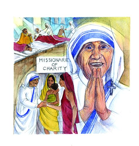 mother teresa saint teresa mother teresa activities saint mother teresa of calcutta saint mary s press
