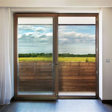 sliding glass door minimalist modern sliding glass door designs