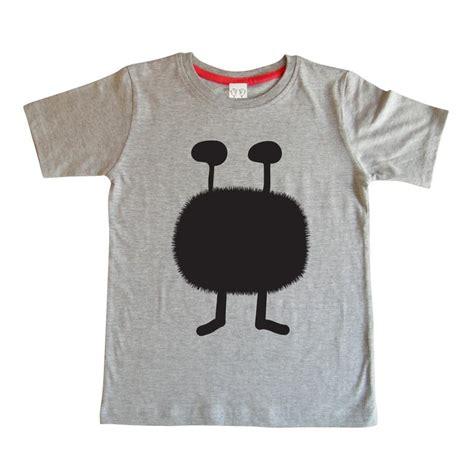 tafel monster t shirt mit kreidetafel monster grau 28 90