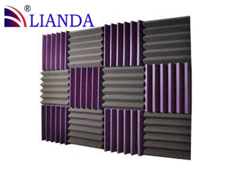 soundproof crate egg crate pattern industrial soundproofing foam reduce muddy bass