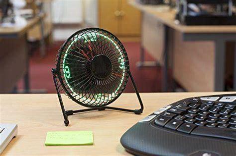 schreibtisch ventilator schreibtisch ventilator geschenk f 252 r die hei 223 en tage