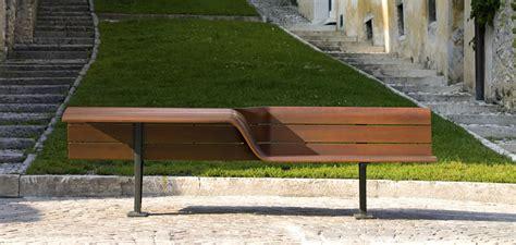 panchine pubbliche panchine giardini pubblici sedis sedis torsion metalco