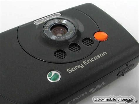 Dan Spek Kamera Sony W810 walkman efsanesi sony ericsson w810 ceplik