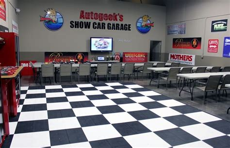 Garage Names autogeek s new studios and show car garage