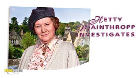 theme music hetty wainthropp investigates rent hetty wainthropp investigates 1996 1998 tv series