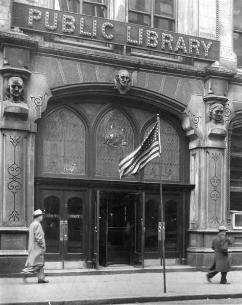 The Stupendous Old Cincinnati Library (1874 - 1955) - Flashbak