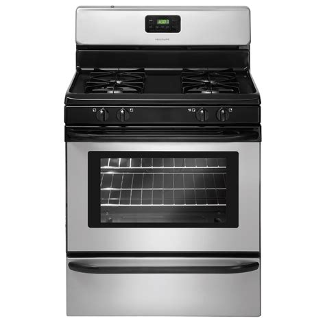 Oven Cooktop - frigidaire ffgf3015lm 4 2 cu ft freestanding gas range
