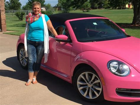 pink volkswagen beetle 2017 how pink beetle fans helped make pinkbeetle a reality