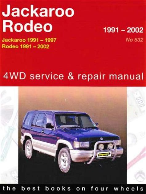 car repair manual download 1997 isuzu rodeo navigation system service manual free 1997 isuzu rodeo engine repair manual service manual replace shifter