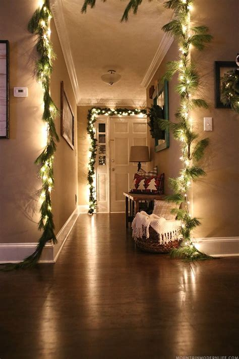 best 25 christmas lights decor ideas on pinterest white