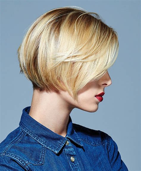 printable hairstyle pictures a short blonde hairstyle from the indigo collection by