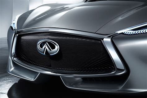 infinity grill infiniti q80 inspiration concept front grille car