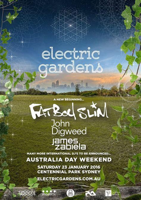 australian house music electric gardens festival 2016 sydney