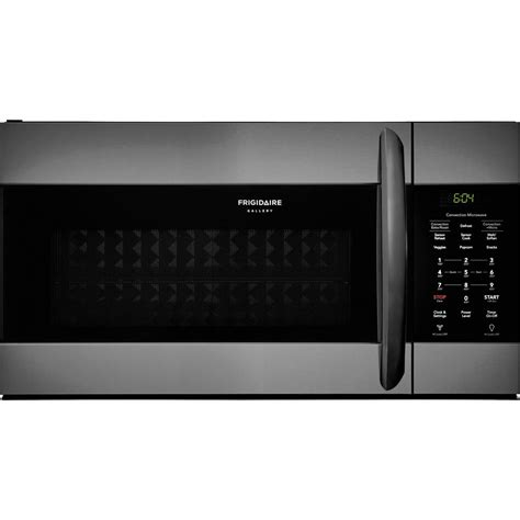 Microwave Convection frigidaire gallery microwave microwave and toaster oven