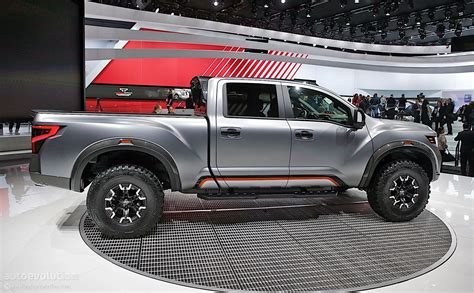 nissan titan warrior the nissan titan warrior concept could enter production