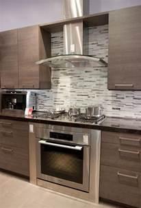 Hoods Kitchen Cabinets Kitchen Glass Chimney Hood Gray Backsplash Decoration