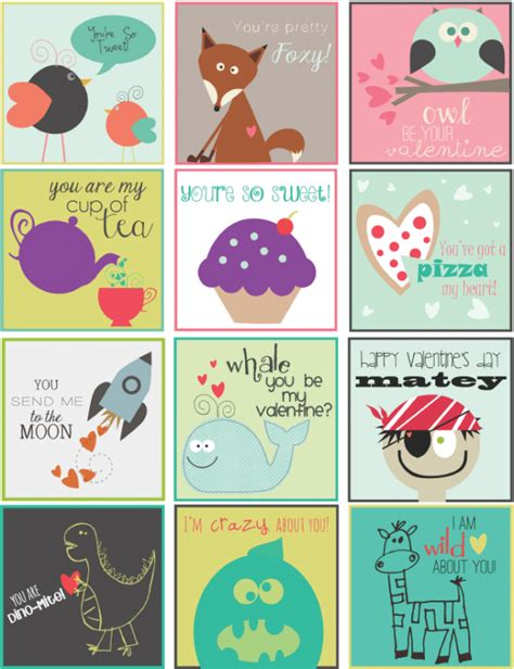 valentines class classroom valentine s day labels printables worldlabel