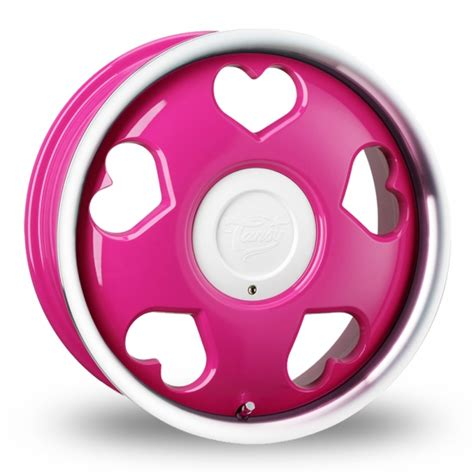 Pink Wheel by Pink Alloy Wheels View Our Selection At Wheelbase