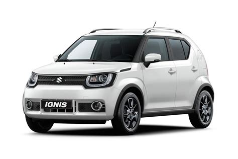 Crossover Sigma new suzuki ignis crossover revealed debut at show performancedrive