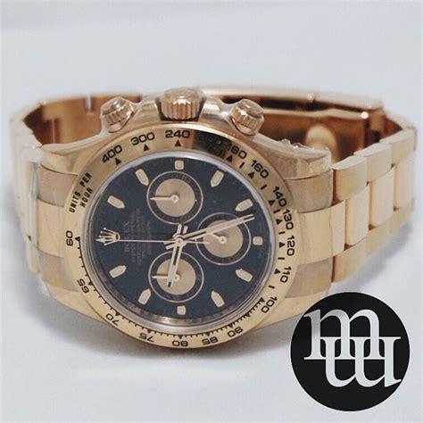 Jam Tangan Rolex Gold jual jam tangan rolex daytona gold moonphasewatches