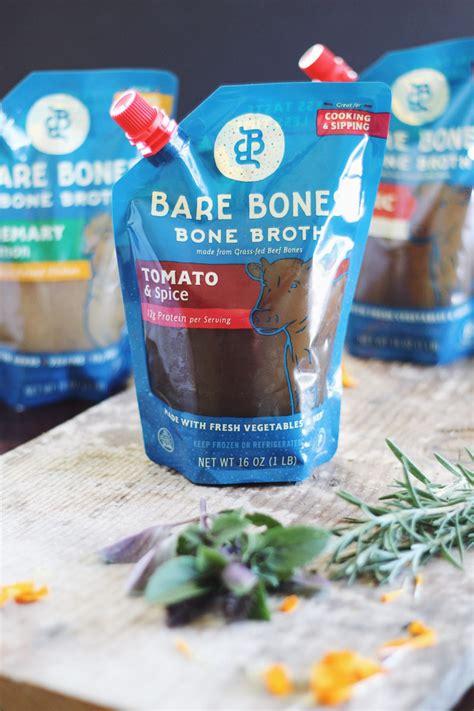 Garden Of Bone Broth Bone Broth Gazpacho With Garden Herb Pesto Parsnips And