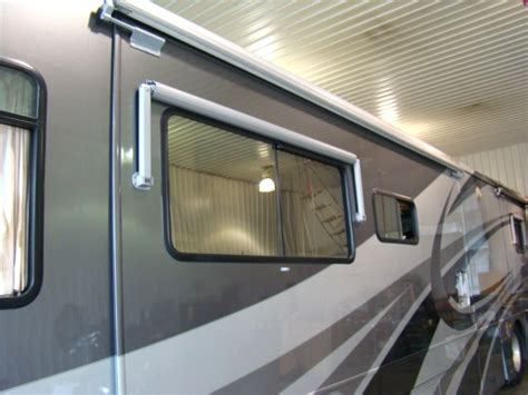 used rv awnings rv parts used electric patio awning for motorhome rv s
