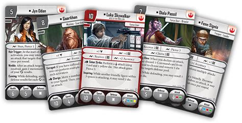wars imperial assault deployment card template lead your forces flight