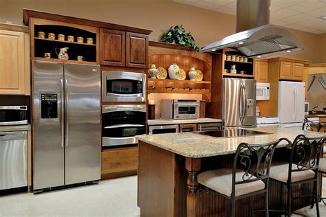 kitchen appliances showroom kitchen - Kitchen Appliances Showroom