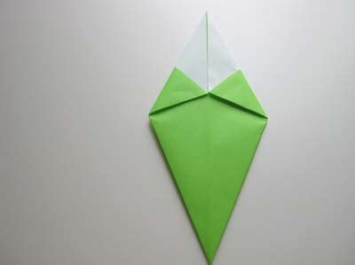 Easy Origami Tree - 93 ideas origami step by step on marrycristmas