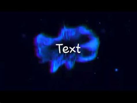intro template no text intro template 2d intro no text