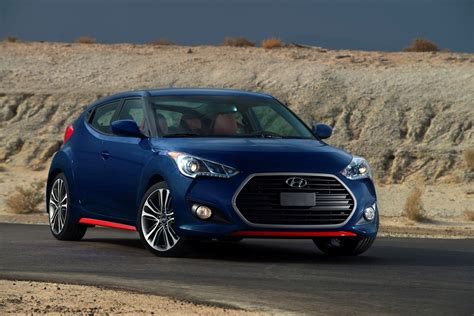 nissan veloster 2016 2016 hyundai veloster and veloster turbo unveiled with