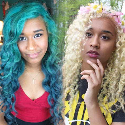how blue fashion hair dyes fade review be positive in life and how to fade out blue hair dye or other semi permanent