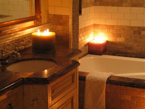 bathtub candles set the mood with custom candles for a romantic valentine