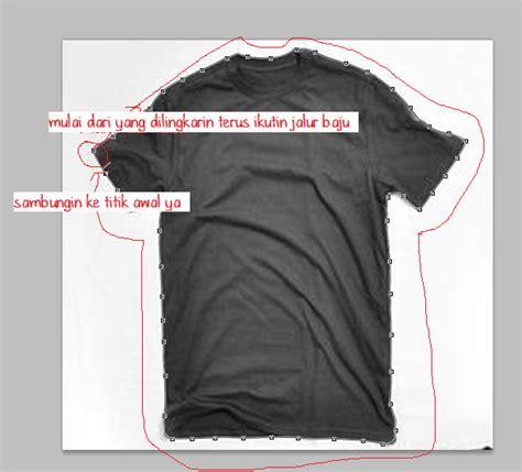desain kemeja menggunakan photoshop life runs on code tutorial memasukkan desain baju