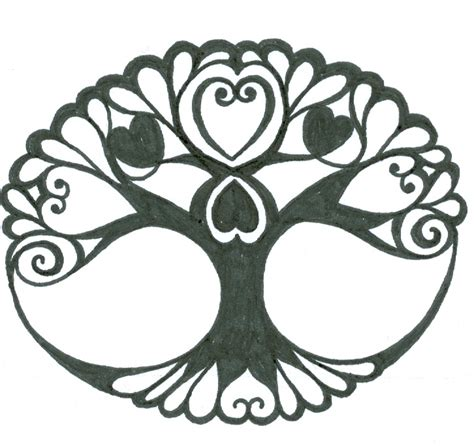 celtic tree of life images pantha wanderer seeker of