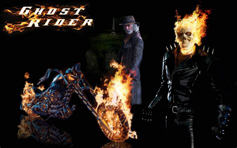 Ghost Rider Bike Live Wallpaper by Blue Ghost Rider Ghost Rider Wallpapers Ghost Rider