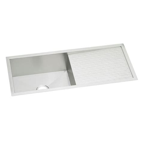 elkay stainless steel sinks kitchen sink with drainboard drop in stainless sink