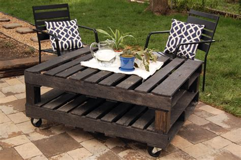 outdoor furniture from pallets home design and decor reviews