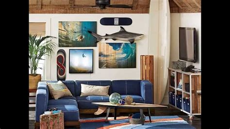 surf style home decor surf decor ideas youtube