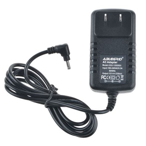 ac adapter for acer iconia tab a200 10g16u tablet wall charger power supply cord ebay