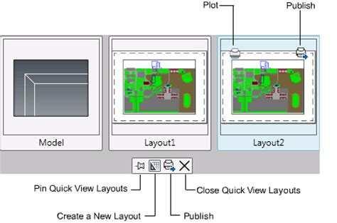 quick view layout autocad switch between layouts in the current drawing