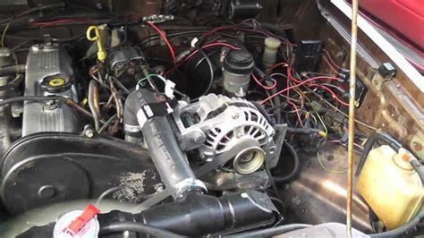 montero diesel conversion  drive youtube