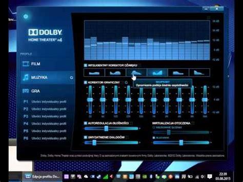 Home Theater Dolby dolby home theater v4 скачать драйвер для acer windows 10 скачать file portal