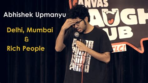 Rich Delhi Boy Meme - delhi mumbai rich people stand up comedy by abhishek