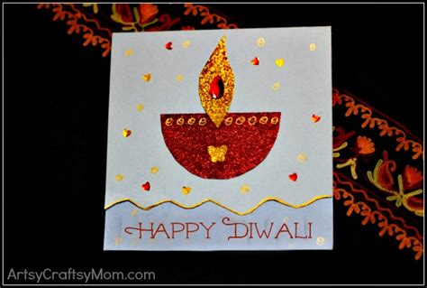 how to make diwali card the ultimate list of 15 diy diwali card ideas for to